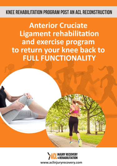 ACL Surgery Rehabilitation eBook
