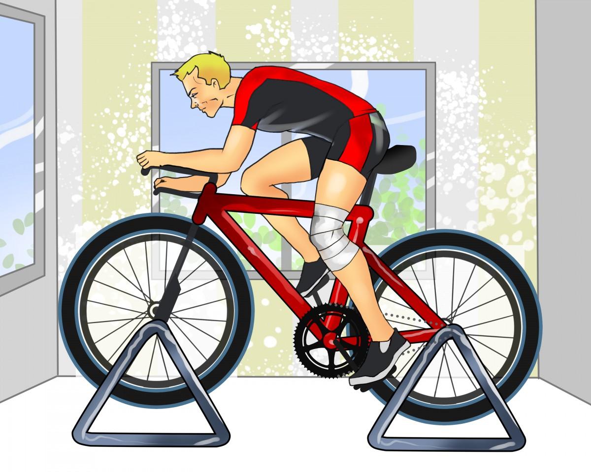 ACL-rehab-exercise-bike
